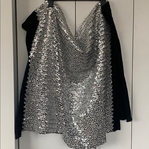 Sequin Wrap